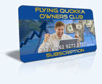 Flying Quokka Owners Club Subscription