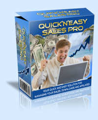 QuicknEasy Sales Pro Samples