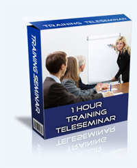 1 hour Training Seminar